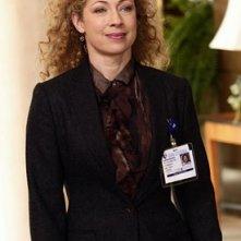 Alex Kingston nell'episodio 'Dream Runner' dell'ultima stagione di ER - Medici in prima linea