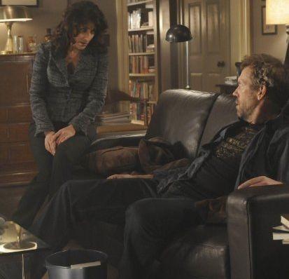 Hugh Laurie E Lisa Edelstein In Una Scena Di Under My Skin Di Dr House Medical Division 115754