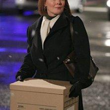 Laura Innes dice addio al pronto soccorso del County Hospital nell'episodio ' A House Divided '  della serie tv ER - Medici in prima linea