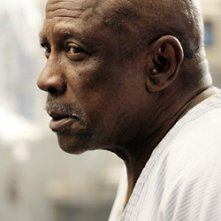 Louis Gossett Jr. nell'episodio 'The Family Man' della serie tv ER - Medici in prima linea