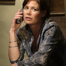 Maura Tierney nell'episodio 'Shifting Equilibrium' dell'ultima stagione di ER - Medici in prima linea