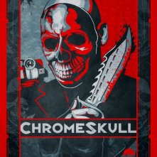 Nuovo Character poster per il film Laid to Rest - Chromeskull