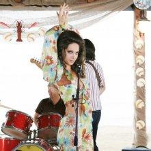 Clizia Fornasier in una scena della serie TV Piper