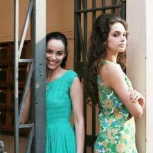 Elena Cucci e Clizia Fornasier in una scena della serie TV Piper