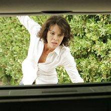 Mary Page Keller nel ruolo di Katherine Cole nell'episodio 'Vite all'asta' della serie tv Criminal Minds