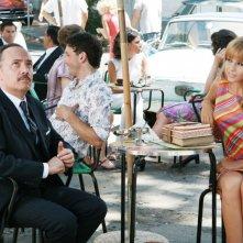 Maurizio Casagrande e Valentina D'Agostino in una scena della serie TV Piper