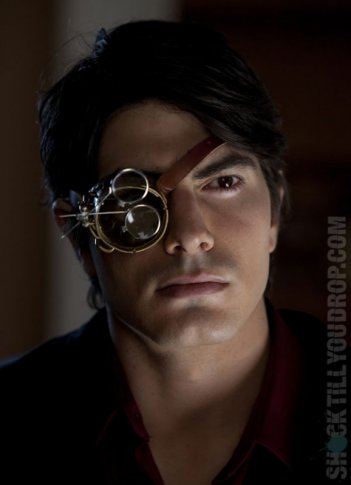 Prima immagine di Brandon Routh nei panni di Dylan Dog in Dead of Night