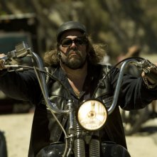 Una scena del pilot di Sons of Anarchy