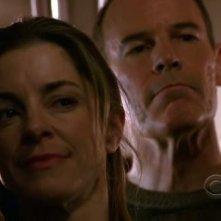 Andrew Divoff con Cynthia Gibb nell'episodio 'Di padre in figlio' della serie tv Criminal Minds