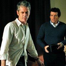 C. Thomas Howell insieme a Justin Louis nell'episodio 'Omnivore' della quarta stagione di Criminal Minds