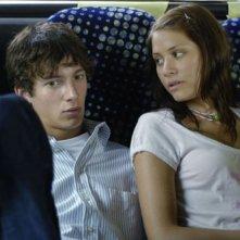 Due protagonisti della prima stagione de I Liceali (2008)