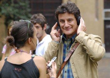 Giorgio Tirabassi in una scena della prima stagione de I Liceali