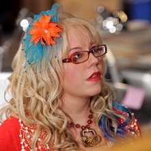 Kirsten Vangsness in una scena dell'episodio 'Il tassello mancante' della serie tv Criminal Minds