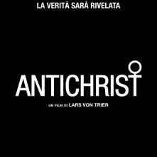 La locandina italiana di Antichrist