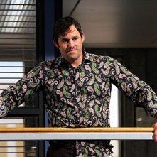 Nicholas Brendon in una scena dell'episodio 'Il tassello mancante' della serie tv Criminal Minds