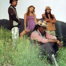 La band dei The Black Eyed Peas