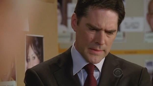 Thomas Gibson Nell Episodio House On Fire Della Quarta Stagione Di Criminal Minds 116126