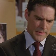 Thomas Gibson nell'episodio 'House on fire' della quarta stagione di Criminal Minds