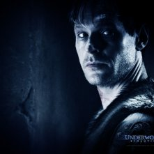 Un wallpaper di Steven Mackintosh che interpreta Tanis in 'Underworld: Evolution'