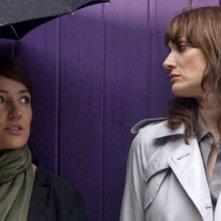 Una foto di scena della serie tv Amanti
