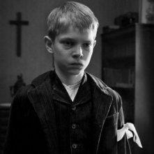 Una scena del film Il nastro bianco, diretto da Michael Haneke