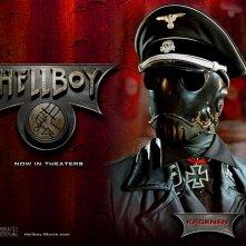 Wallpaper del personaggio Kroenen nel film 'Hellboy'