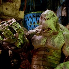 Brian Steele è Mr Wink in 'Hellboy II - The Golden Army'