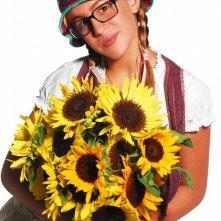 Laura Esquivel in una immagine promozionale della serie Il mondo di Patty