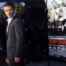 Ryan Phillippe alla premiere del film Stop Loss
