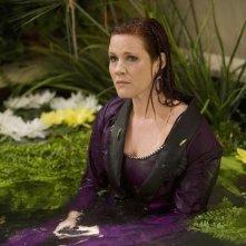 Elisa Donovan in una scena dell'episodio Poll'd Apart di Sonny tra le stelle