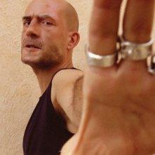 Gianmarco Tognazzi in una foto promozionale del film Polvere