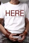 Il manifesto del film Here (2009)