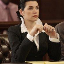 Julianna Margulies nella serie Canterbury's Law