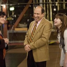 Michael Kostroff, Nancy McKeon e Demi Lovato nell'episodio Cheater Girls di Sonny tra le stelle