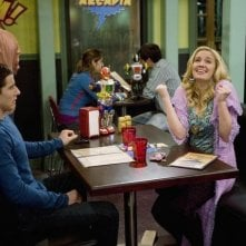 Tiffany Thornton e Kelly Blatz nell'episodio Sonny With a Chance of Dating di Sonny tra le stelle