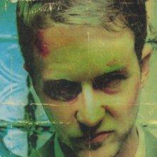 Un wallpaper di Edward Norton nel film 'Fight club'