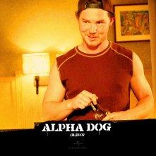 Un wallpaper di Shawn Hatosy nel film 'Alpha Dog'