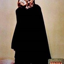 Bela Lugosi e Helen Chandler in una immagine promozionale di Dracula