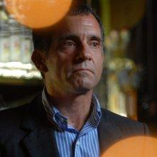 Fabio Ferrari in un'immagine del film Polvere