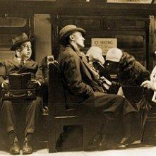 Il cameo di Hitchcock in Blackmail (1929)
