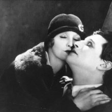 Ivor Novello e June in Il pensionante