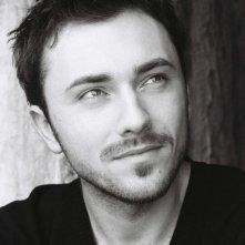 Un ritratto di Marius Bizau - l'attore è nato a Cluj-Napoca, in Transilvania (Romania) il 21 agosto 1983.