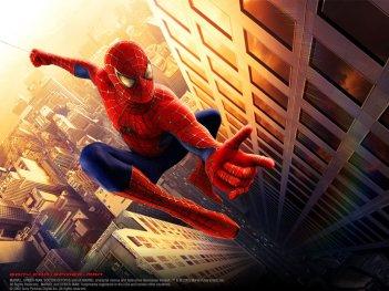 Un wallpaper per il film 'Spider-Man'