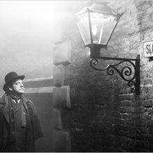 Una scena di Il pensionante, di Alfred Hitchcock