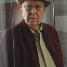 Carl Reiner in una scena di Both Sides Now di Dr. House: Medical Division