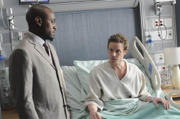 Omar Epps In Una Scena Di Both Sides Now Di Dr House Medical Division 116811