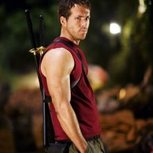Ryan Reynolds in una immagine di 'X-Men - Le origini: Wolverine'