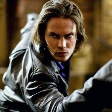 Taylor Kitsch in una scena del film 'X-Men Origins: Wolverine'