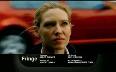 Fringe - Stagione 2 - Promo