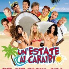 Il poster di Un\'estate ai Caraibi